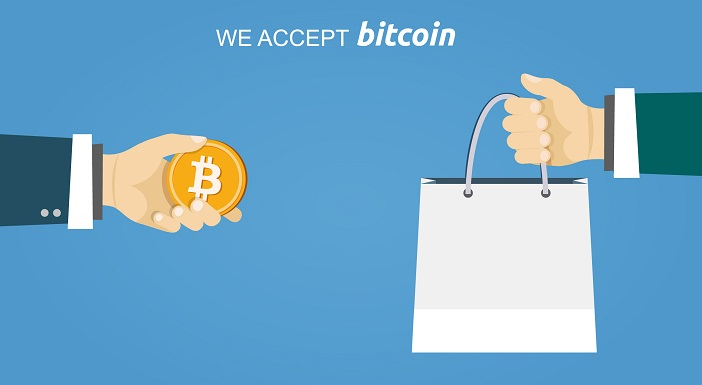 accepting blockchain technology as payment