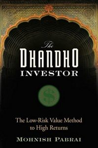 The Dhandho Investor by Mohnish Pabrai