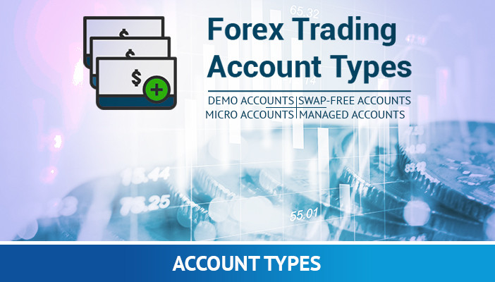 account types, forex trading for beginners