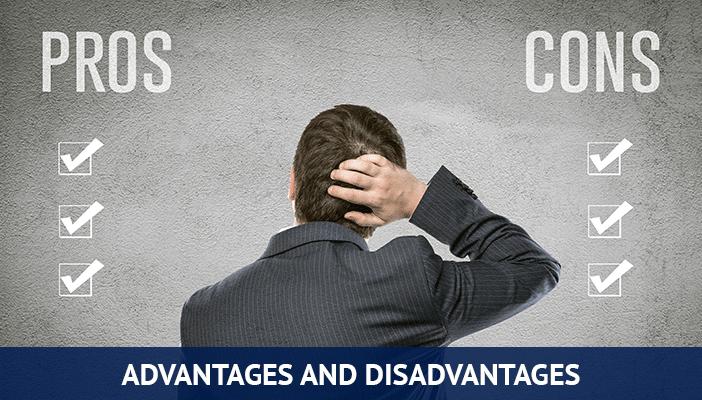 advantages and disadvantages of trading signals