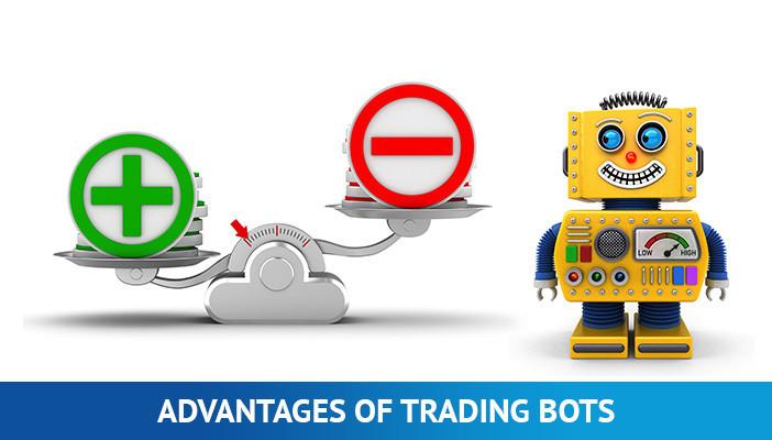 advantages of crypto trading bots