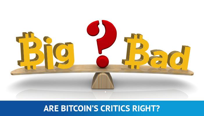 Bitcoin critics