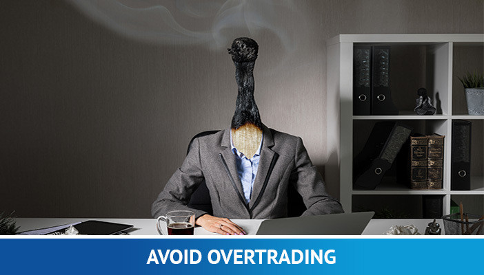 avoid overtrading, full-time trading