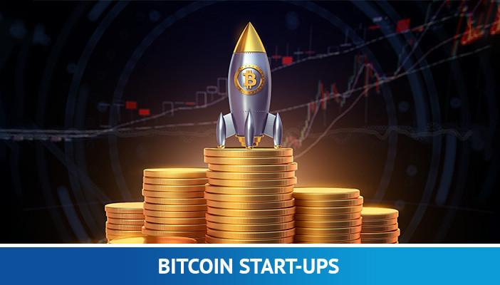 bitcoin start ups