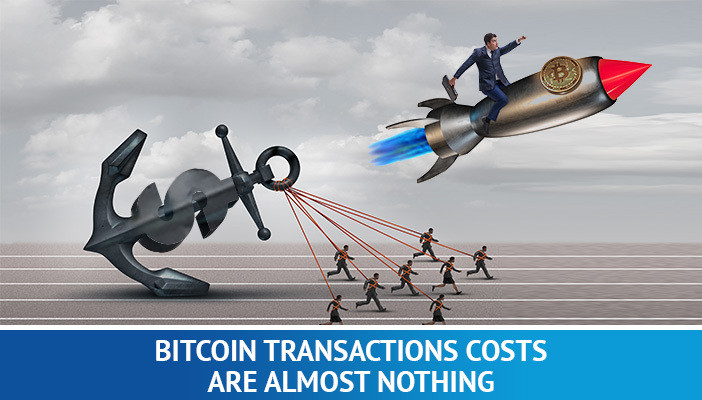 bitcoin transaction cost