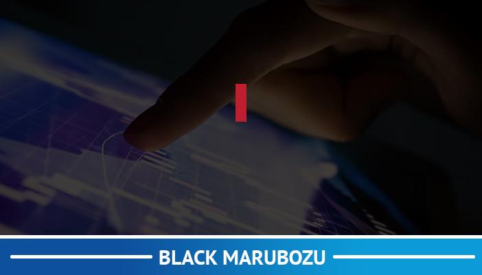 black marubozu, candlestick pattern