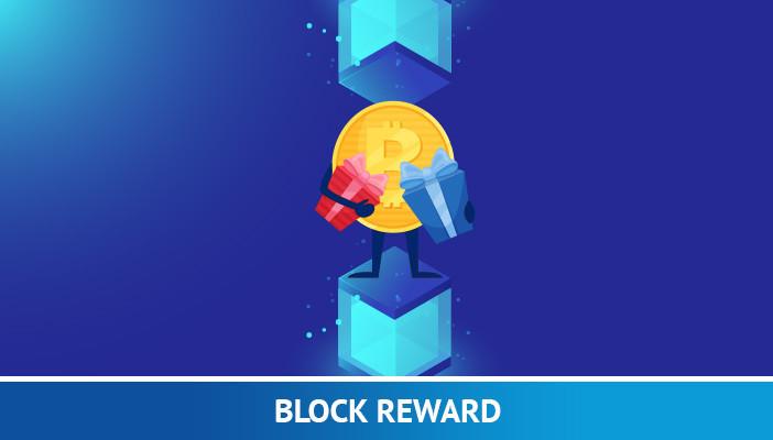 block reward, cryptocurrency term