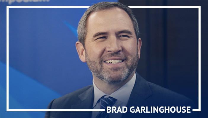 Brad Garlinghouse, most influential cryptocurrency figures