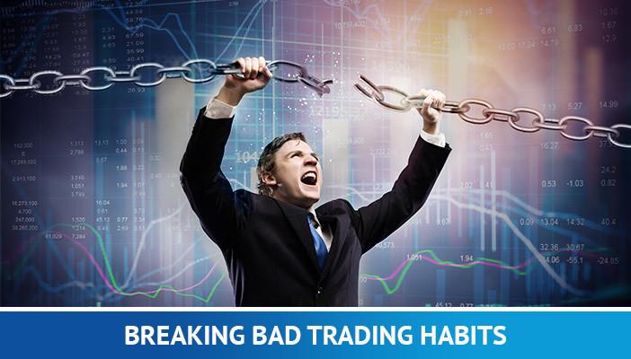 bad habits, forex trading