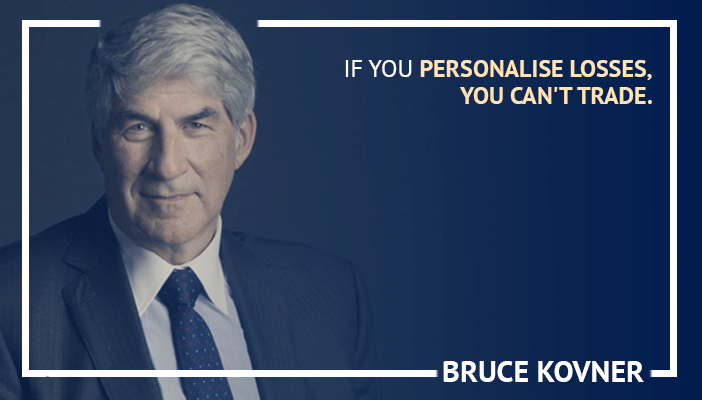 Motivational trading quotes by Bruce Kovner