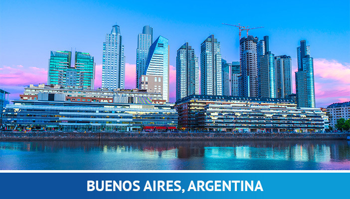 Buenos Aires, most crypto friendly cities