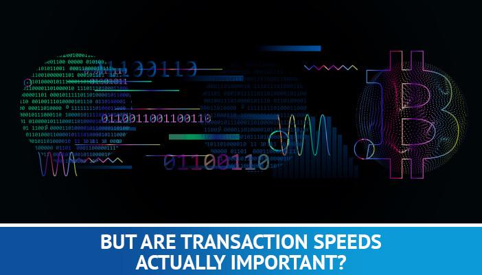 bitcoin transaction speed