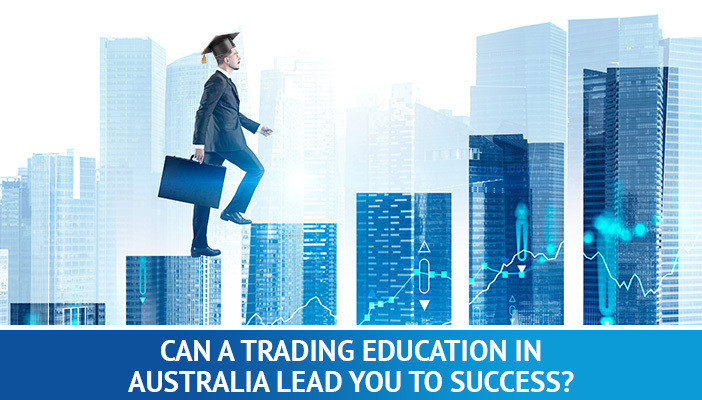 tradin education in australia way to success