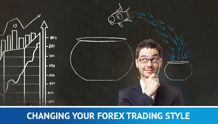 changing your forex trading style
