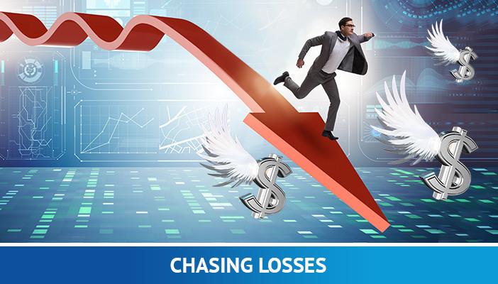 chasing losses, mistakes forex traders make