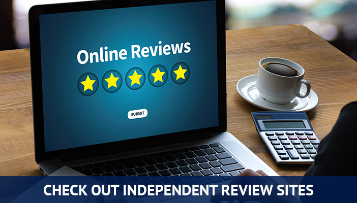 is your forex broker trustworthy, check out independent reviews