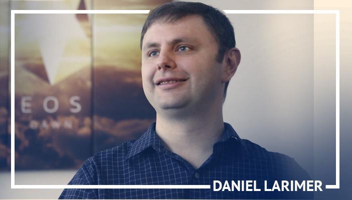 Daniel Larimer, most influential cryptocurrency figures