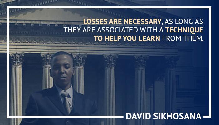 Inspirational trading quotes by David Sikhosana