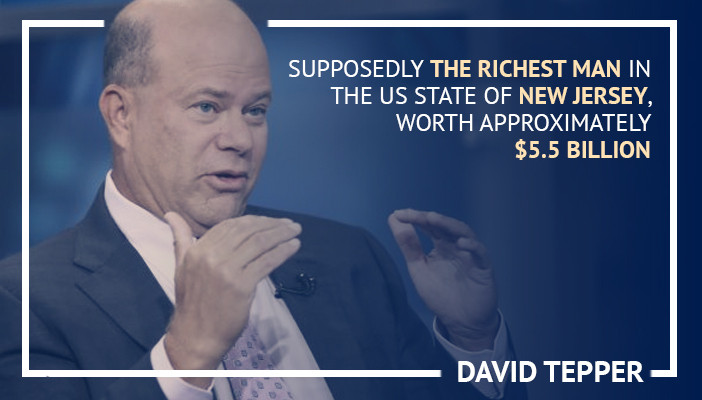 david tepper, famous day traders