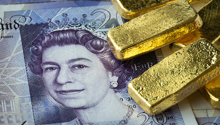 trading gold in the uk