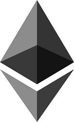 ethereum logo, eth