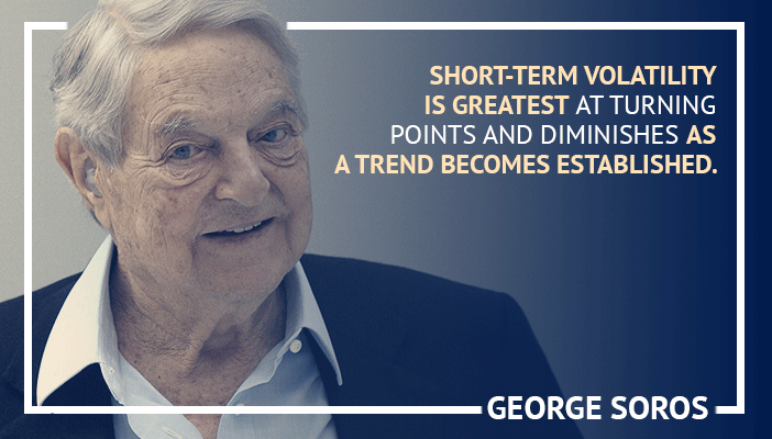 Inspirational trading quotes by George Soros