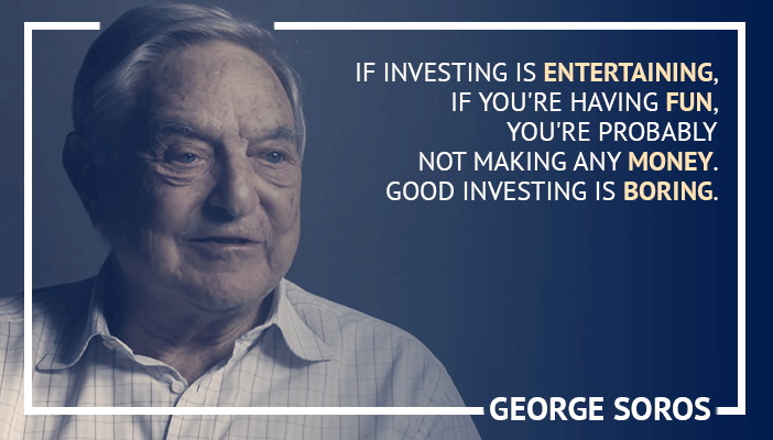 the richest traders in the world George Soros