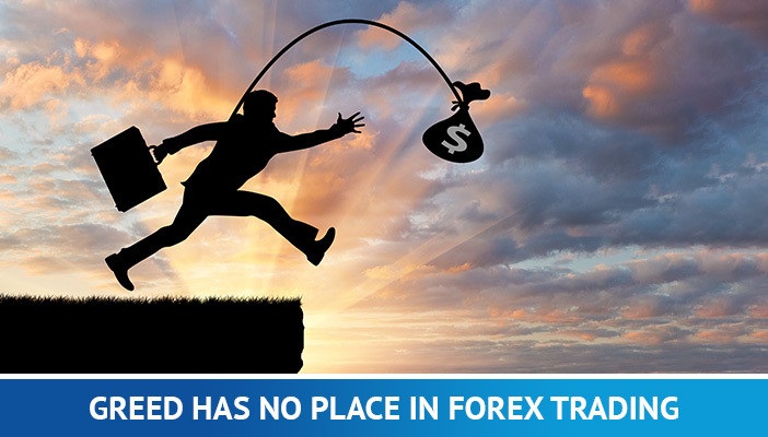 greed in trading, forex trading psychology