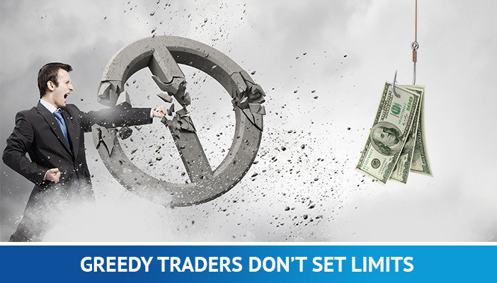 greedy tradders, stop limits