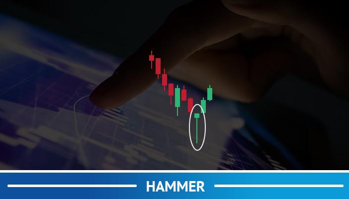 hammer, candlestick pattern