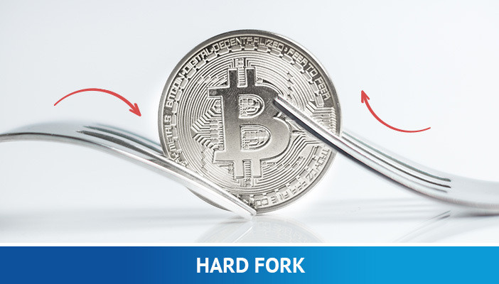 hard fork, cryptocurrency term