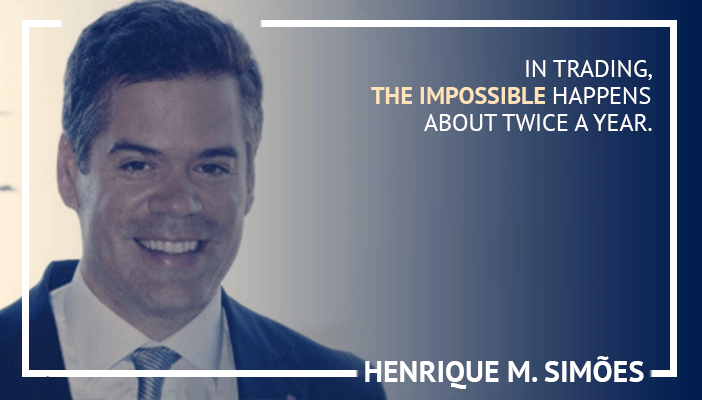 Inspirational trading quotes by Henrique M Simoes