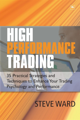 high performance trading book cover