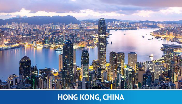 Hong Kong, most crypto friendly cities