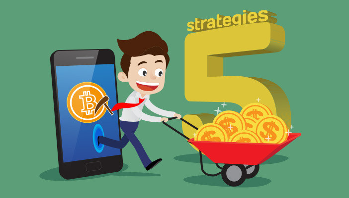strategies  to make money with cryptocurrency trading
