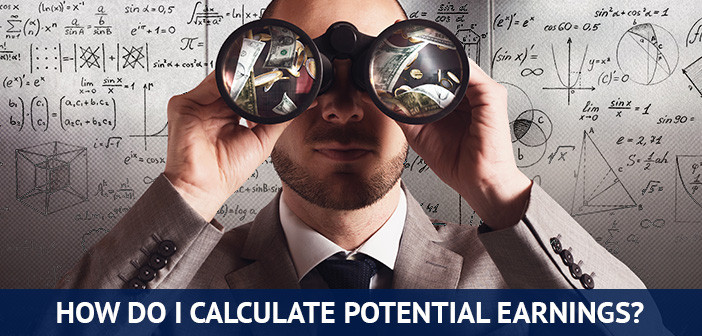 can you make living trading forex, calculate potential earnings