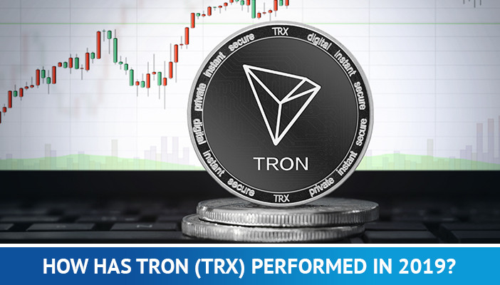 tron crypto price chart