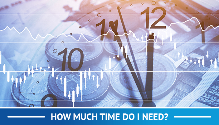 how much time do i need to trade forex