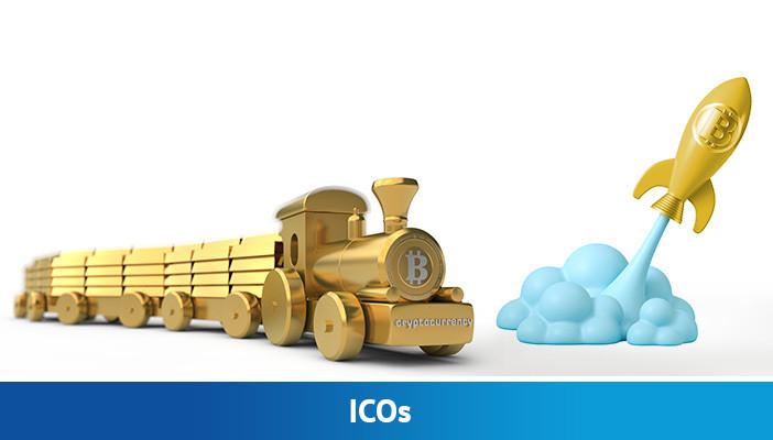 ICO, cryptocurrencies