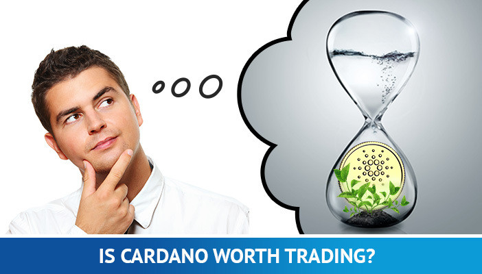cardano trading