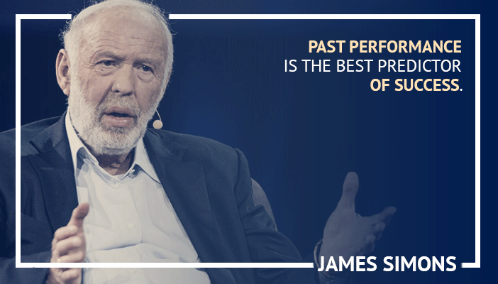 the richest traders in the world James Simons