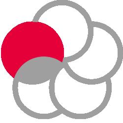 japan content token logo, jct