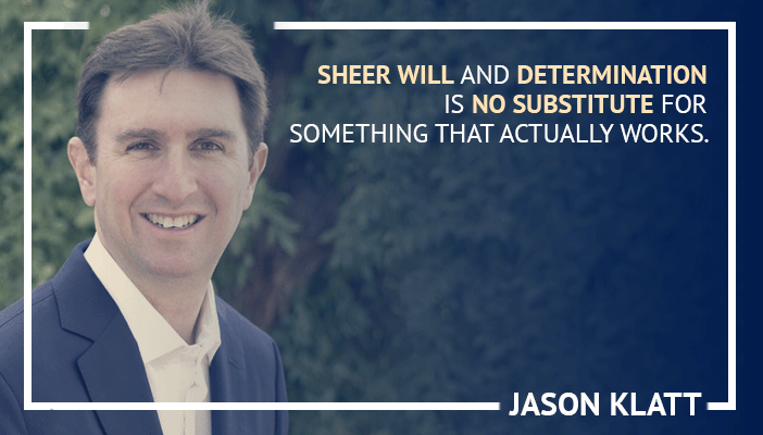 Inspirational trading quotes by Jason Klatt