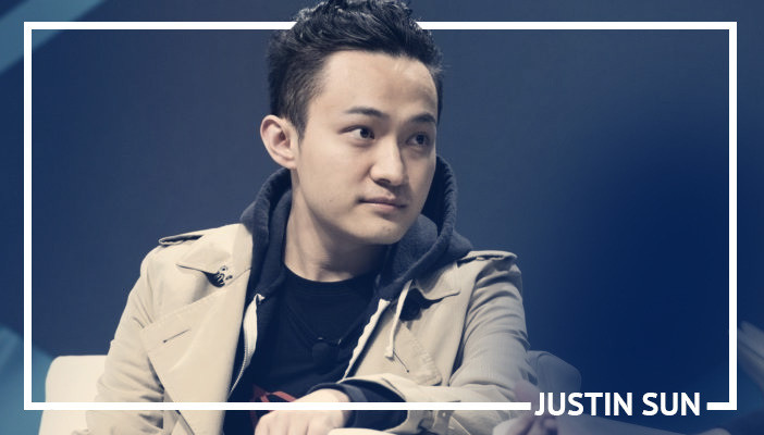 Justin Sun, most influential cryptocurrency figures