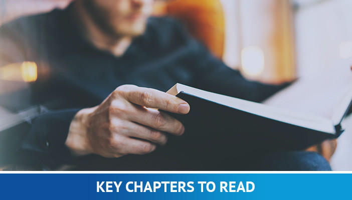 key chapters to read in trading in the zone