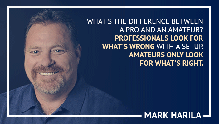 Inspirational trading quotes by Mark Harila