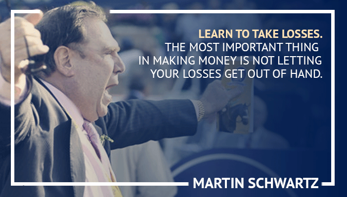 Inspirational trading quotes by Martin Schwartz