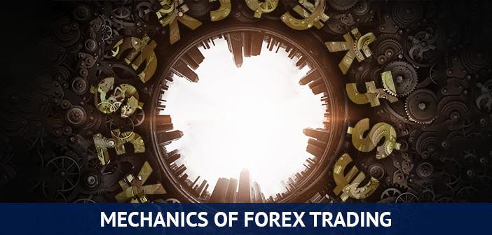 mechanics of forex trading
