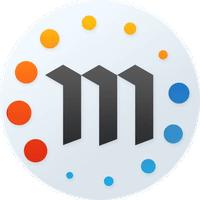 Metaverse logo, etp