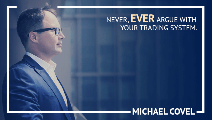 Inspirational trading quotes by Michael Covel